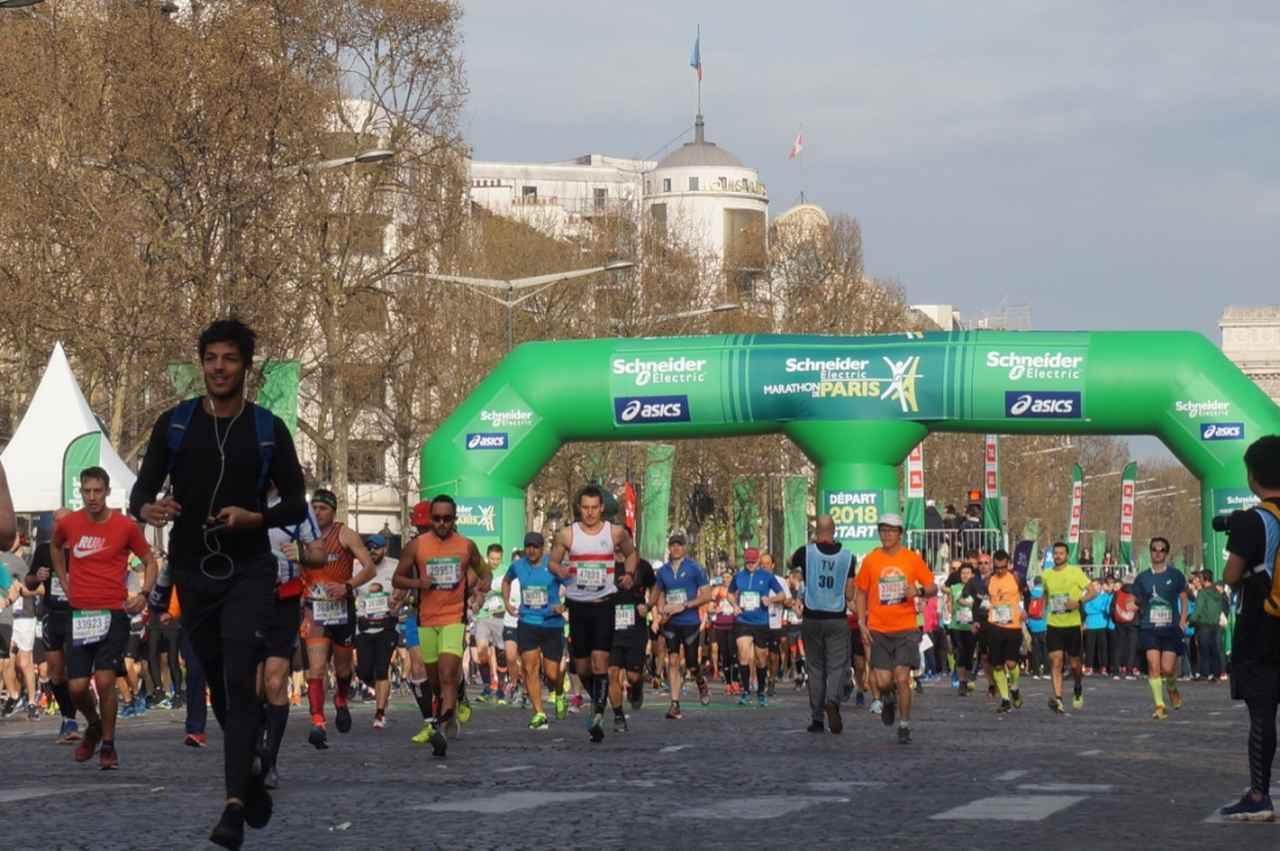 画像14: 【地球を走ろう!】華の都パリと世界遺産モンサンミッシェル パリマラソンツアー ツアーレポート