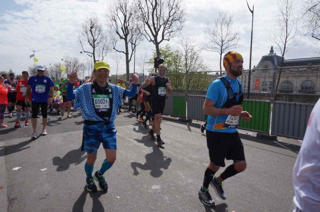 画像19: 【地球を走ろう!】華の都パリと世界遺産モンサンミッシェル パリマラソンツアー ツアーレポート