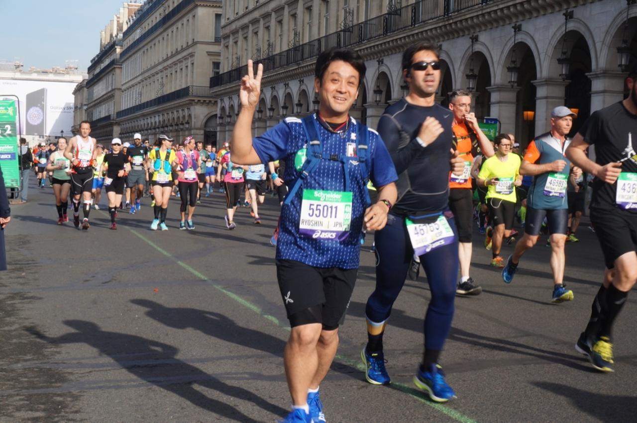 画像16: 【地球を走ろう!】華の都パリと世界遺産モンサンミッシェル パリマラソンツアー ツアーレポート