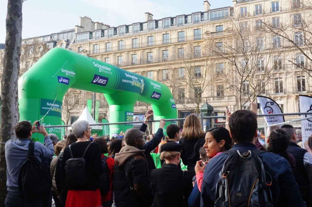 画像13: 【地球を走ろう!】華の都パリと世界遺産モンサンミッシェル パリマラソンツアー ツアーレポート