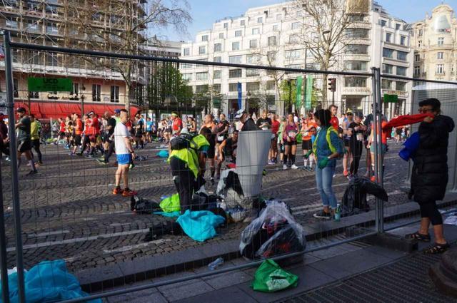 画像12: 【地球を走ろう!】華の都パリと世界遺産モンサンミッシェル パリマラソンツアー ツアーレポート