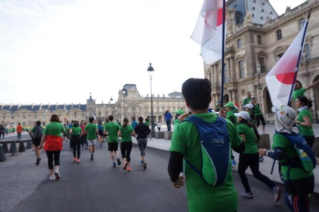 画像9: 【地球を走ろう!】華の都パリと世界遺産モンサンミッシェル パリマラソンツアー ツアーレポート