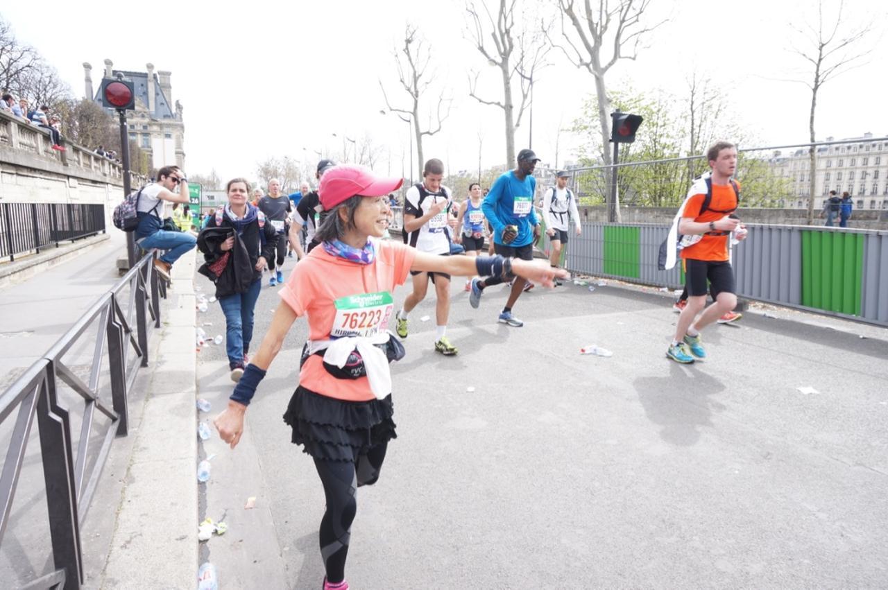 画像20: 【地球を走ろう!】華の都パリと世界遺産モンサンミッシェル パリマラソンツアー ツアーレポート