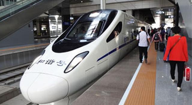 画像: 蘭新高速鉄道