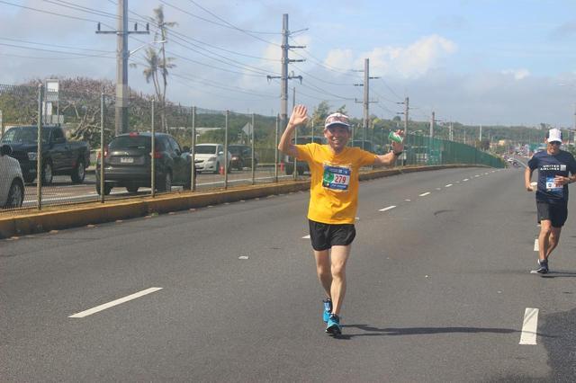 画像24: 【地球を走ろう】3時間半でいける海外マラソン! ユナイテッド・グアムマラソン 大会レポート
