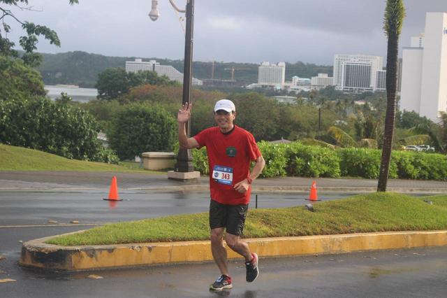 画像14: 【地球を走ろう】3時間半でいける海外マラソン! ユナイテッド・グアムマラソン 大会レポート
