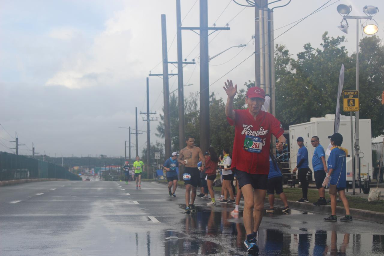 画像18: 【地球を走ろう】3時間半でいける海外マラソン! ユナイテッド・グアムマラソン 大会レポート