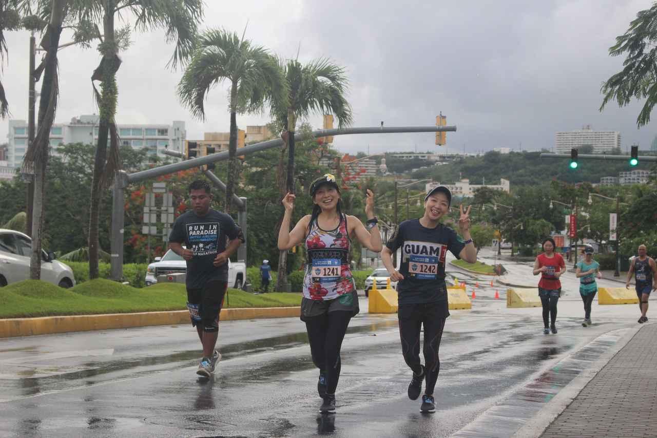 画像12: 【地球を走ろう】3時間半でいける海外マラソン! ユナイテッド・グアムマラソン 大会レポート