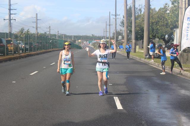 画像23: 【地球を走ろう】3時間半でいける海外マラソン! ユナイテッド・グアムマラソン 大会レポート