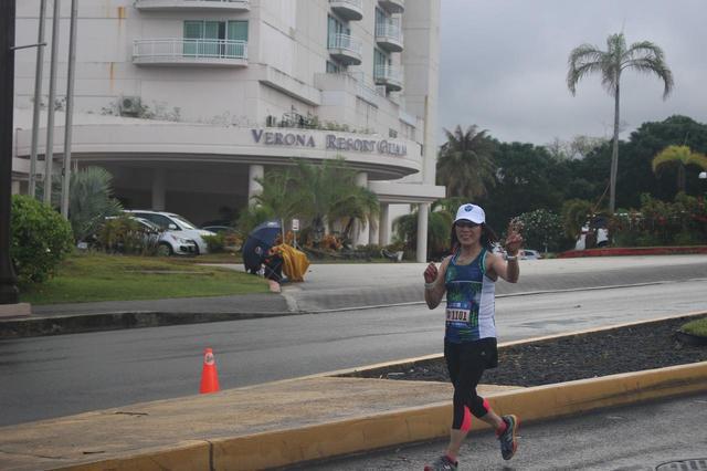 画像15: 【地球を走ろう】3時間半でいける海外マラソン! ユナイテッド・グアムマラソン 大会レポート