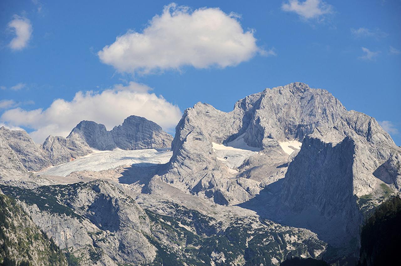 画像: 世界遺産ダッハシュタイン山塊
