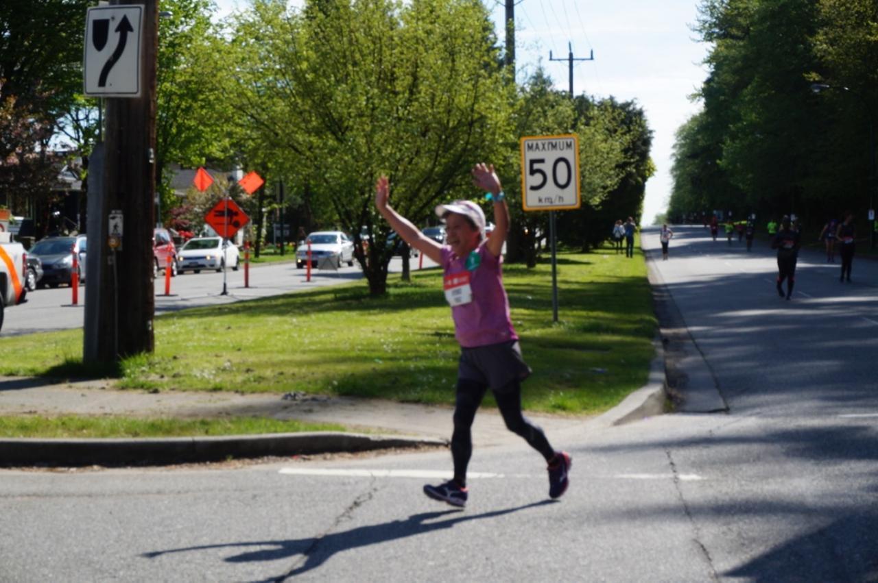 画像21: 【地球を走ろう】GWに走りたい!爽やかカナダ バンクーバーマラソンツアー 大会レポート