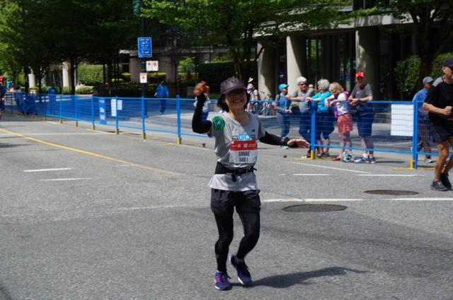 画像23: 【地球を走ろう】GWに走りたい!爽やかカナダ バンクーバーマラソンツアー 大会レポート