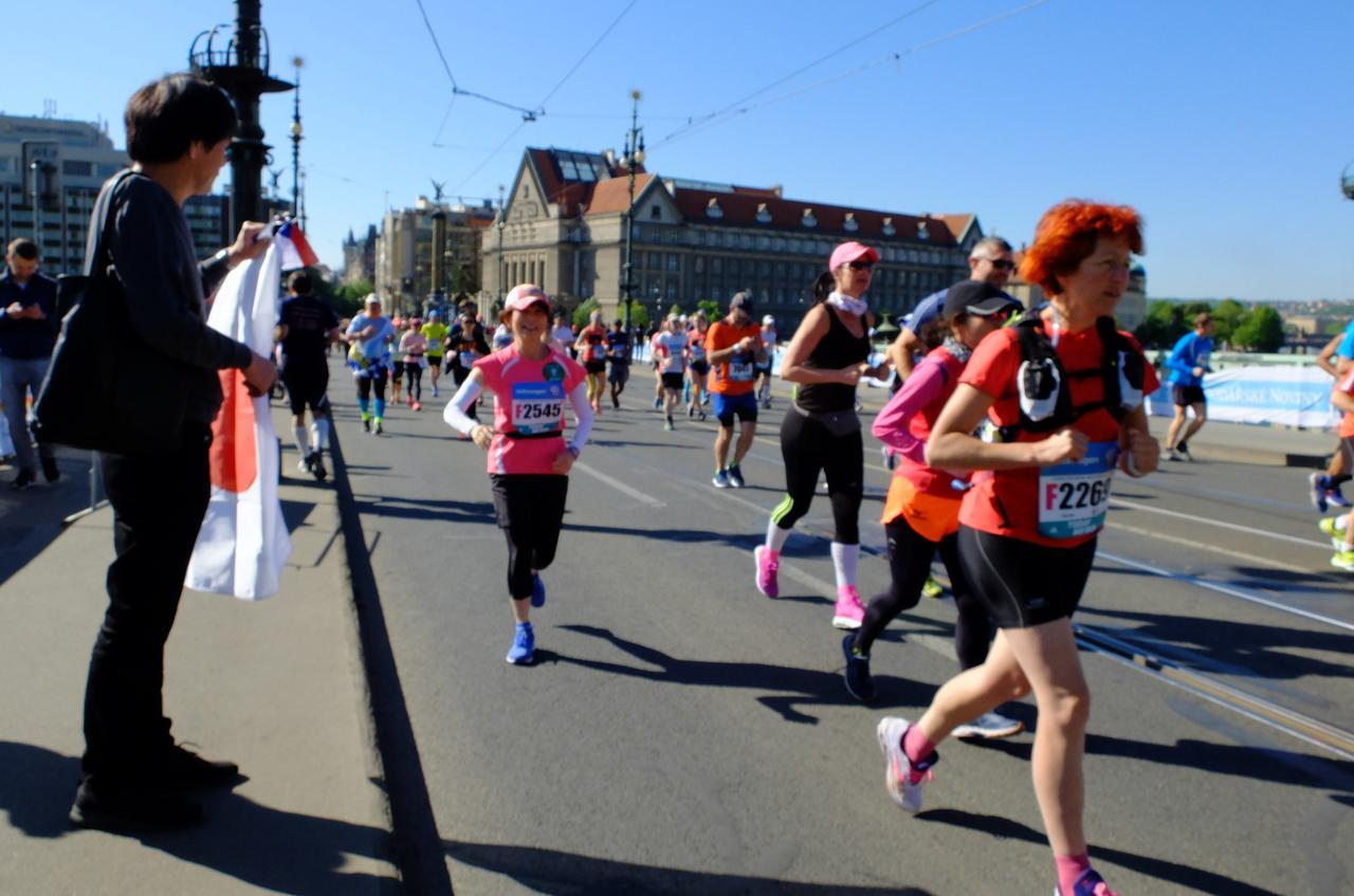 画像14: 【地球を走ろう】世界遺産の旧市街がスタートゴール! プラハマラソンツアー 大会レポート