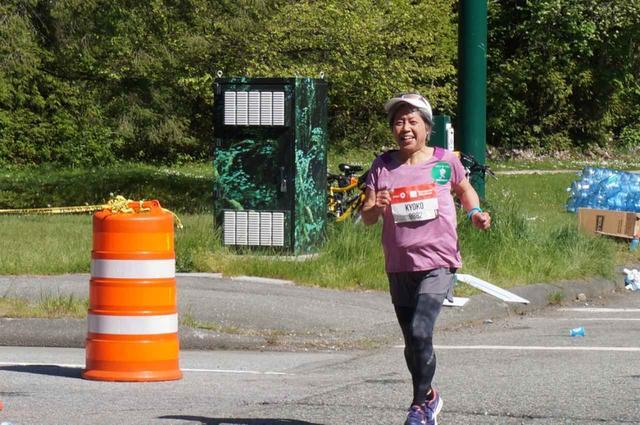 画像22: 【地球を走ろう】GWに走りたい!爽やかカナダ バンクーバーマラソンツアー 大会レポート