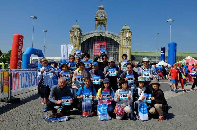 画像7: 【地球を走ろう】世界遺産の旧市街がスタートゴール! プラハマラソンツアー 大会レポート
