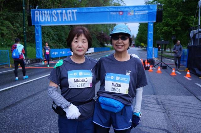 画像11: 【地球を走ろう】GWに走りたい!爽やかカナダ バンクーバーマラソンツアー 大会レポート