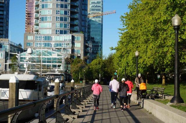 画像8: 【地球を走ろう】GWに走りたい!爽やかカナダ バンクーバーマラソンツアー 大会レポート