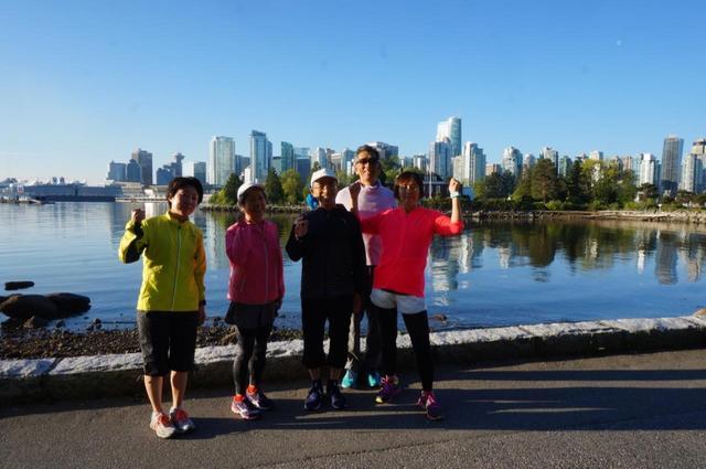 画像6: 【地球を走ろう】GWに走りたい!爽やかカナダ バンクーバーマラソンツアー 大会レポート