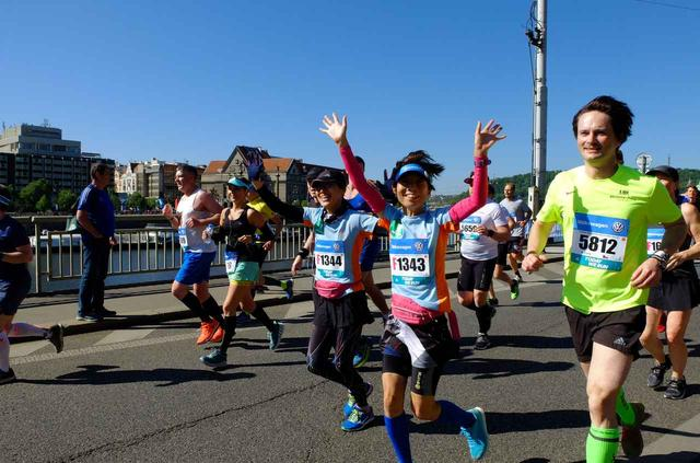 画像15: 【地球を走ろう】世界遺産の旧市街がスタートゴール! プラハマラソンツアー 大会レポート