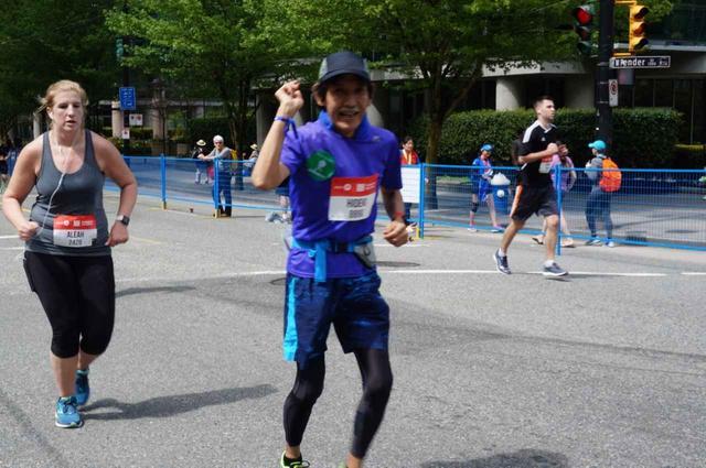 画像24: 【地球を走ろう】GWに走りたい!爽やかカナダ バンクーバーマラソンツアー 大会レポート