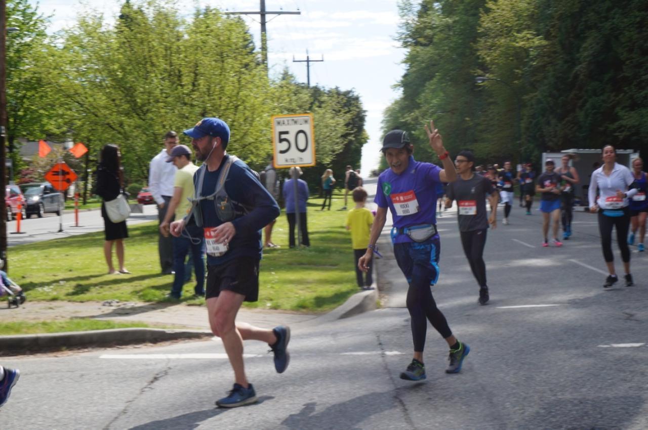 画像19: 【地球を走ろう】GWに走りたい!爽やかカナダ バンクーバーマラソンツアー 大会レポート