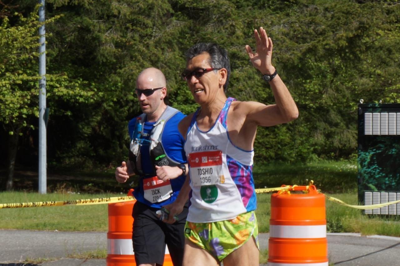 画像18: 【地球を走ろう】GWに走りたい!爽やかカナダ バンクーバーマラソンツアー 大会レポート