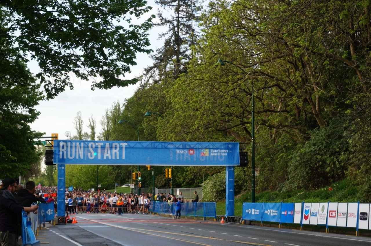 画像13: 【地球を走ろう】GWに走りたい!爽やかカナダ バンクーバーマラソンツアー 大会レポート