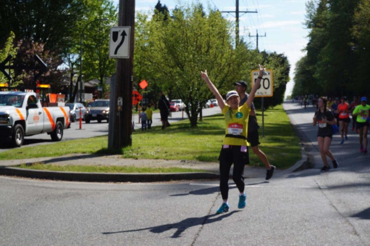 画像20: 【地球を走ろう】GWに走りたい!爽やかカナダ バンクーバーマラソンツアー 大会レポート