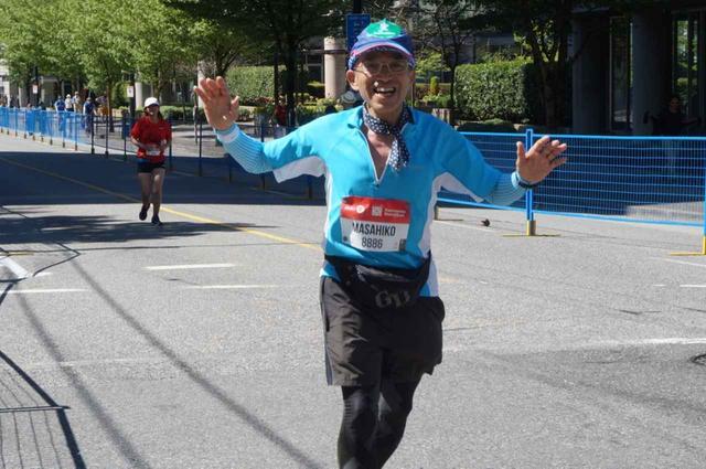 画像25: 【地球を走ろう】GWに走りたい!爽やかカナダ バンクーバーマラソンツアー 大会レポート