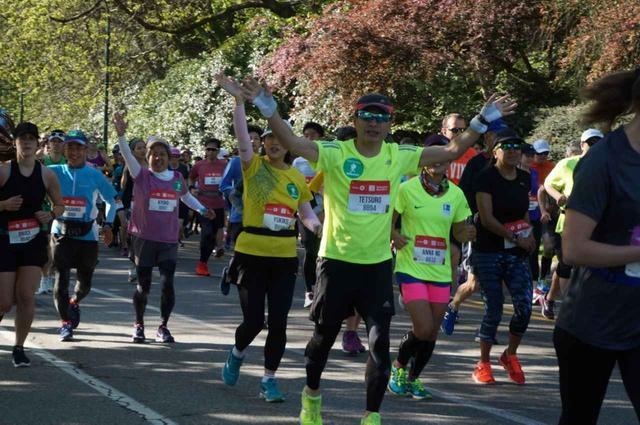 画像16: 【地球を走ろう】GWに走りたい!爽やかカナダ バンクーバーマラソンツアー 大会レポート