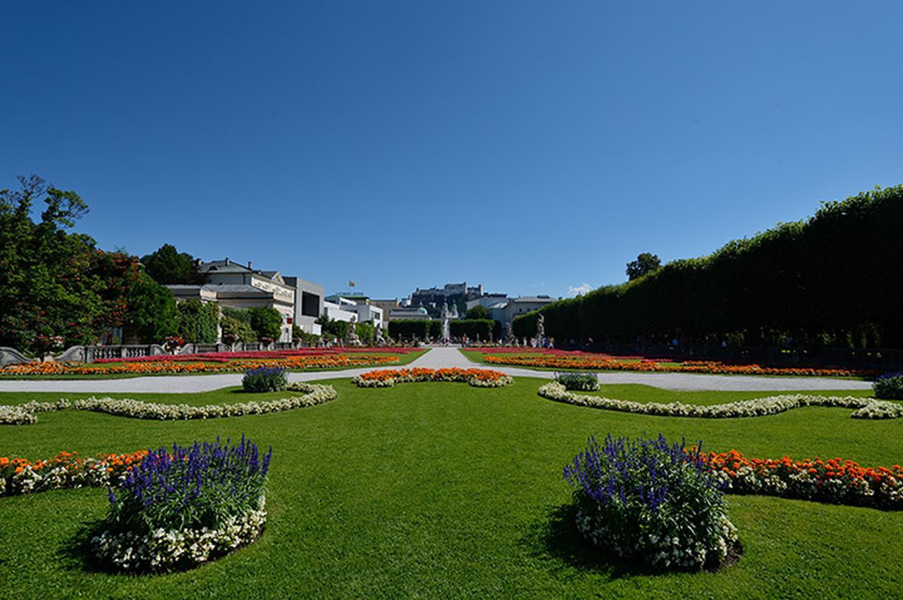 画像: ミラベル庭園