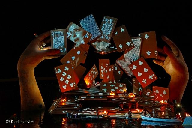 画像: <音楽中~上級>山本講師同行・ザルツブルク音楽祭でウィーン・フィル演奏会、ブレゲンツ音楽祭で湖上オペラ「カルメン」鑑賞 ウィーン・グラーツ・ザルツブルク10日間|クラブツーリズム
