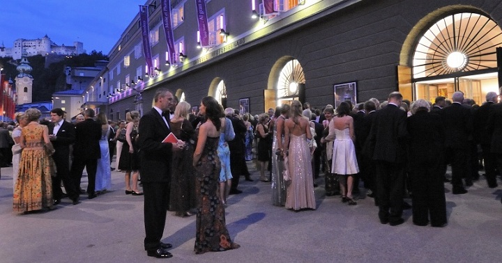 画像: <音楽中上級>山本講師同行・2つの音楽祭・いずれも第1カテゴリー確約 ヘルベルト・フォン・カラヤン生誕110周年!ザルツブルク音楽祭&ルツェルン音楽祭8日間|クラブツーリズム
