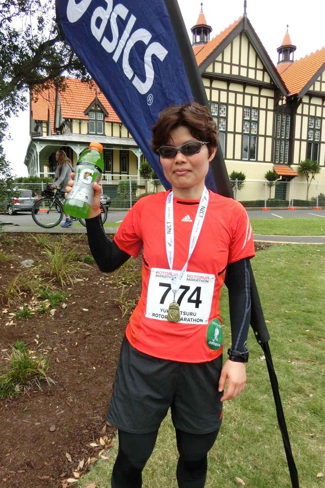 画像14: 【地球を走ろう】温泉とマオリの街 ニュージーランド ロトルアマラソンツアーレポート