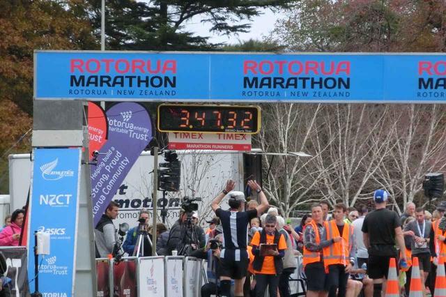 画像12: 【地球を走ろう】温泉とマオリの街 ニュージーランド ロトルアマラソンツアーレポート