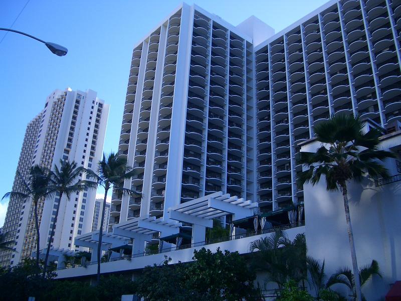 画像1: マラソンゴールから近い!ワイキキビーチマリオットホテル