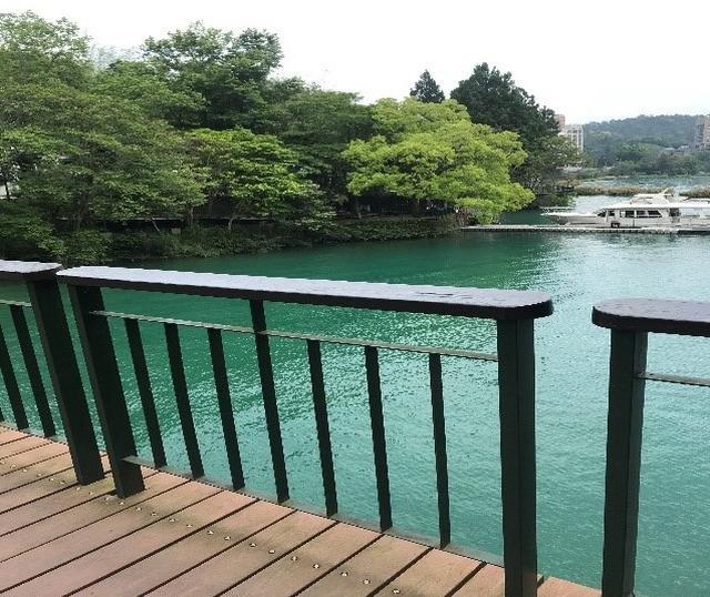 画像: 日月譚・湖畔ウォーキング