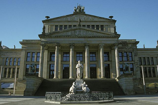 画像: ベルリン・コンツェルトハウス