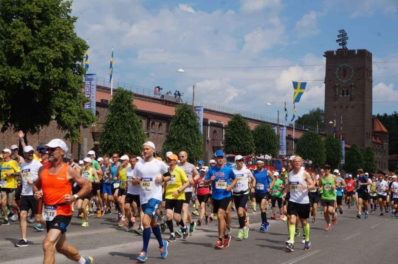 画像19: 【地球を走ろう!】新コース 美しい北欧の「水の都」 ストックホルムマラソンツアー 大会レポート