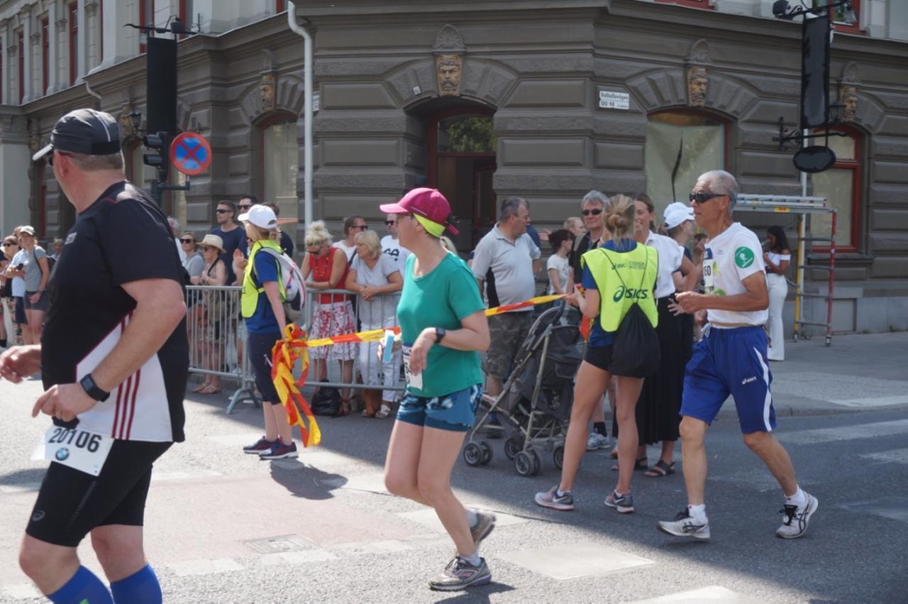 画像22: 【地球を走ろう!】新コース 美しい北欧の「水の都」 ストックホルムマラソンツアー 大会レポート