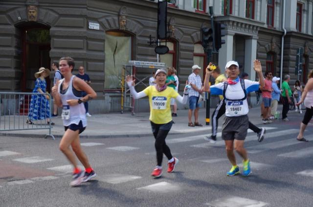 画像21: 【地球を走ろう!】新コース 美しい北欧の「水の都」 ストックホルムマラソンツアー 大会レポート