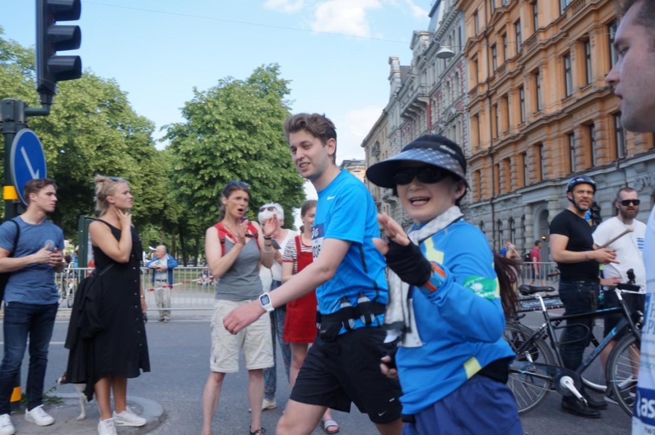 画像25: 【地球を走ろう!】新コース 美しい北欧の「水の都」 ストックホルムマラソンツアー 大会レポート