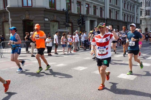 画像20: 【地球を走ろう!】新コース 美しい北欧の「水の都」 ストックホルムマラソンツアー 大会レポート