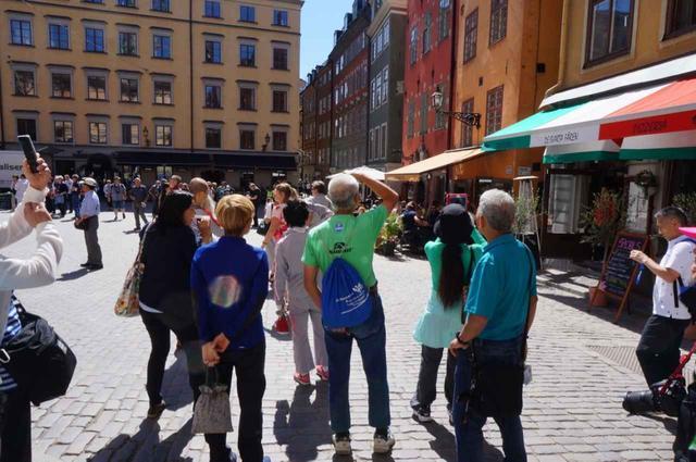 画像5: 【地球を走ろう!】新コース 美しい北欧の「水の都」 ストックホルムマラソンツアー 大会レポート