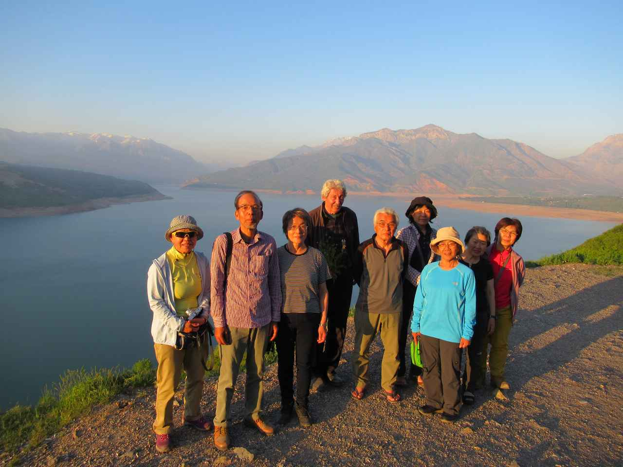 画像1: チャルワック湖