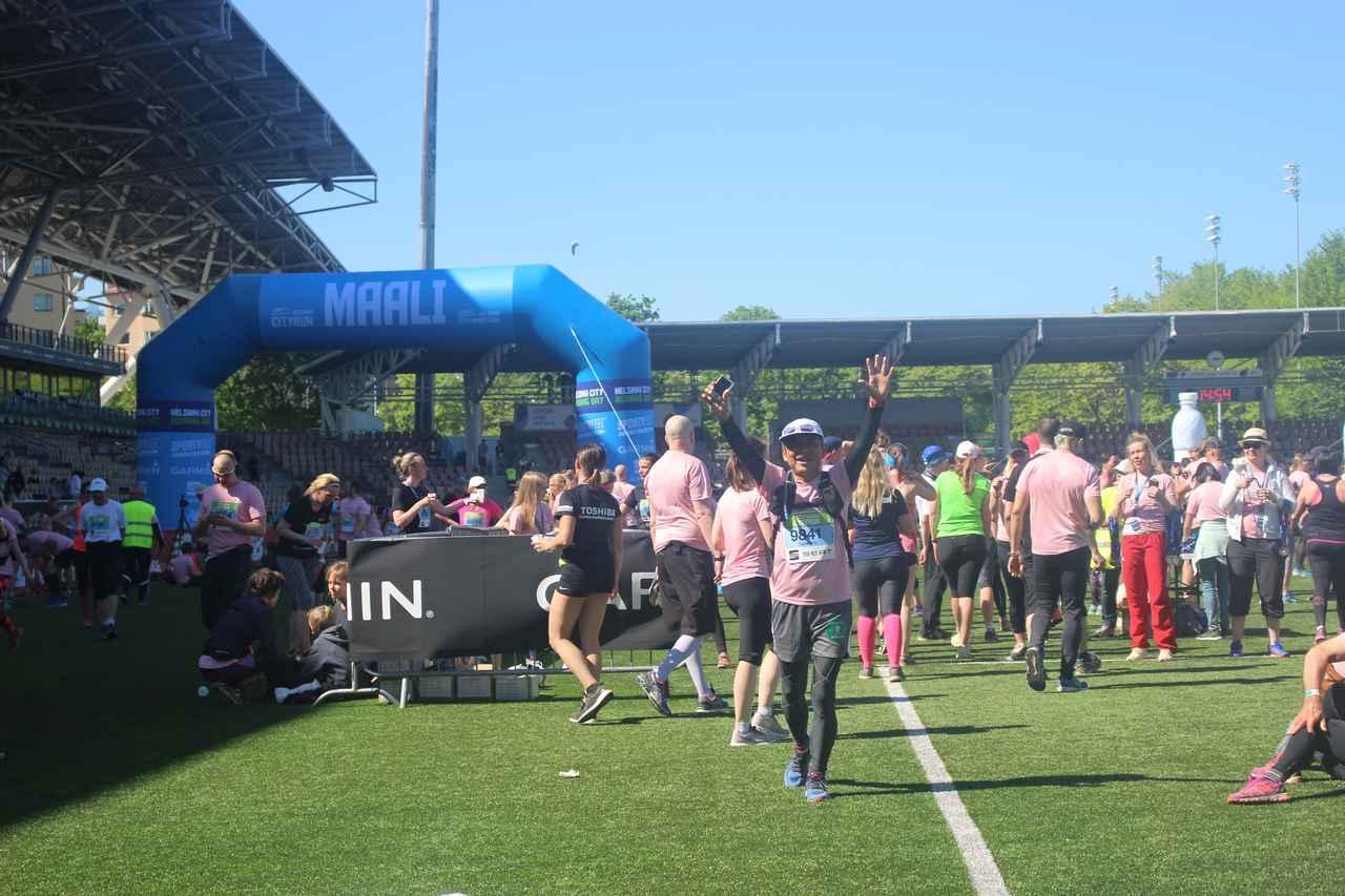 画像10: 【地球を走ろう!】5月開催 種目も増え参加しやすくなった  ヘルシンキシティマラソン ツアーレポート