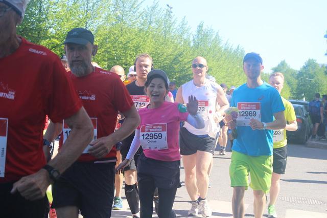 画像9: 【地球を走ろう!】5月開催 種目も増え参加しやすくなった  ヘルシンキシティマラソン ツアーレポート