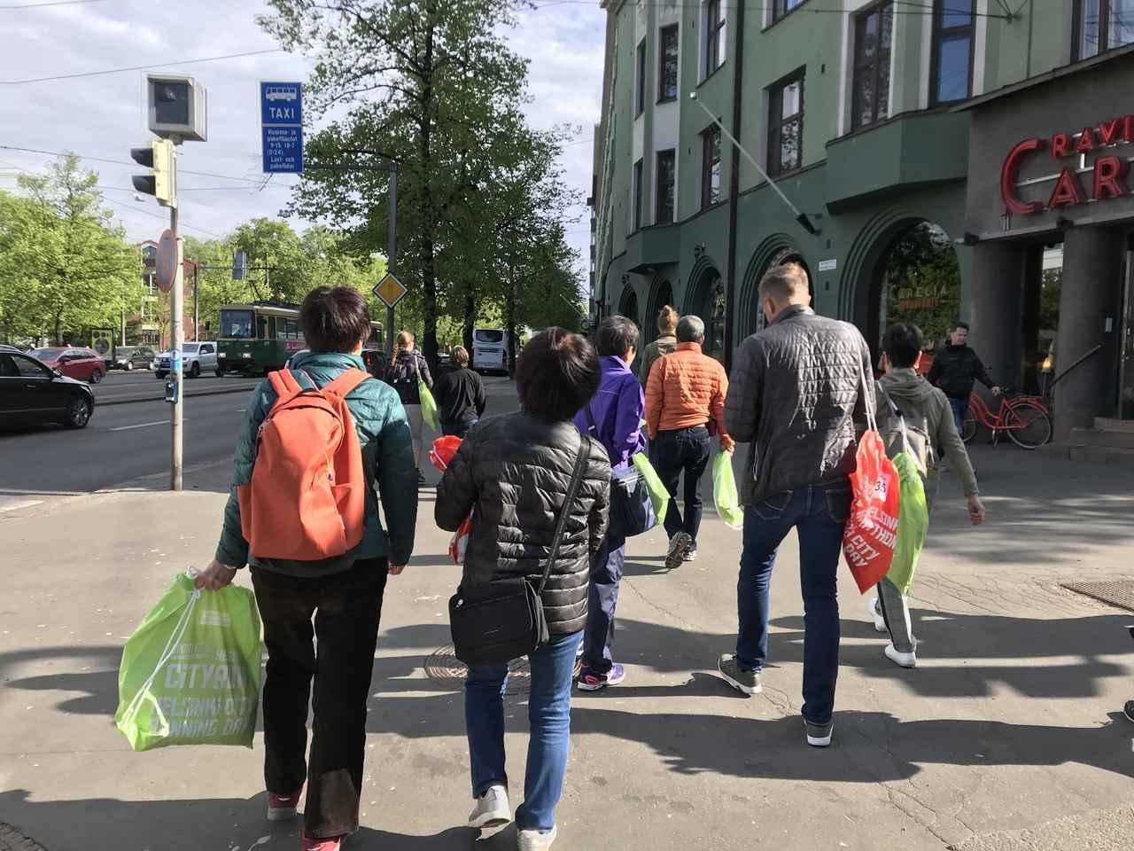 画像4: 【地球を走ろう!】5月開催 種目も増え参加しやすくなった  ヘルシンキシティマラソン ツアーレポート