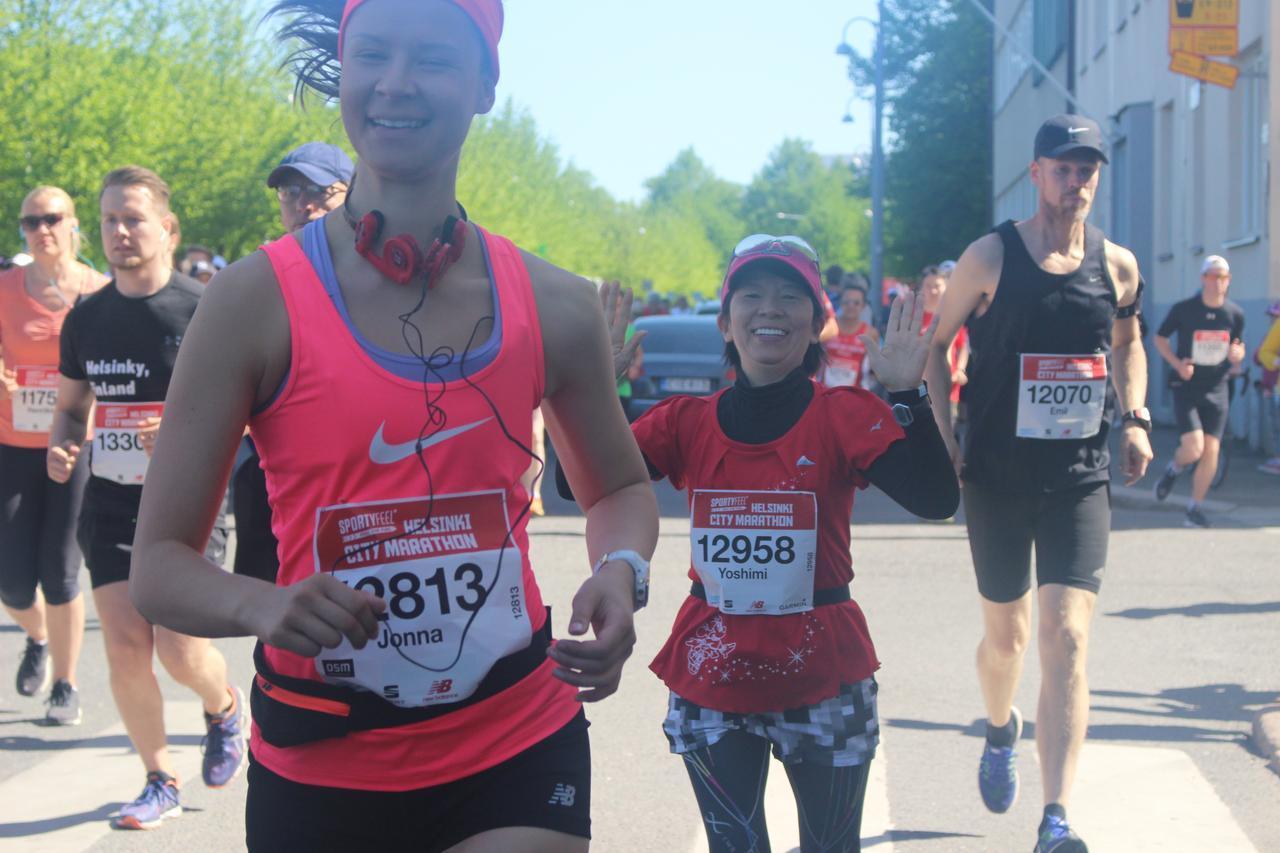 画像8: 【地球を走ろう!】5月開催 種目も増え参加しやすくなった  ヘルシンキシティマラソン ツアーレポート